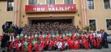 22 Kişilik Özel Harekat Polisimiz Ordu'ya Döndü