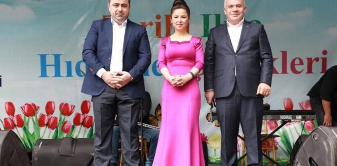 Fatsa'da Hıdırellez Şenlikleri Coşkuyla Kutlandı