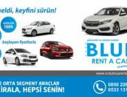 Blue rent a car erha otomotiv kiralama alim ve satım