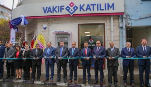 Vakıf Katılım Bankası Ordu Şubesi açıldı