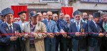 Vali Yavuz, Fatsa'da Şehit Aileleri ve Gaziler Derneği'nin Açılış Töreni'ne Katıldı