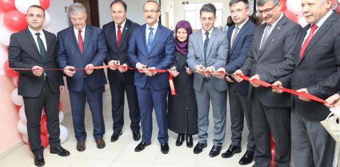 Vali Yavuz, Fatsa İlçesinde Eğitim Tesislerinin Açılış Programlarına Katıldı