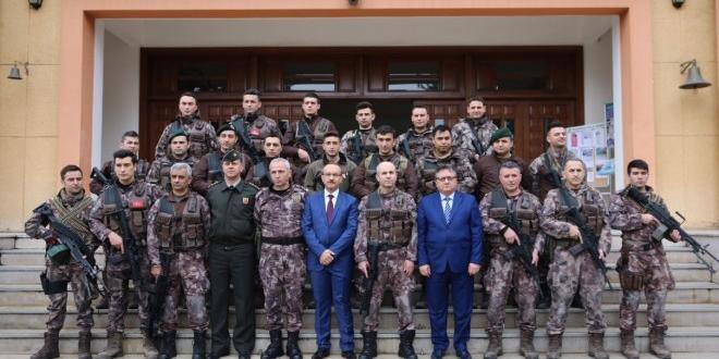 Ordu'dan Afrine Takviye